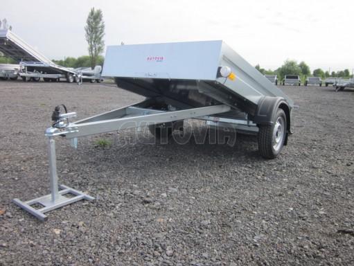 Sklopný přívěsný vozík za osobní auto HD 28 skl 2,27x1,25/0,30 č.23