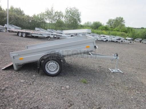 Sklopný přívěsný vozík za osobní auto HD 28 skl 2,27x1,25/0,30 č.13