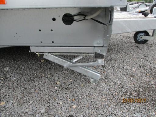 Přívěsný vozík (prodejní stánek) EW 2,5T 4,10x2,20/2,30 č.15