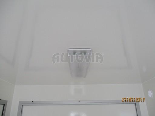 Přívěsný vozík (prodejní stánek) EW 2,5T 4,10x2,20/2,30 č.23