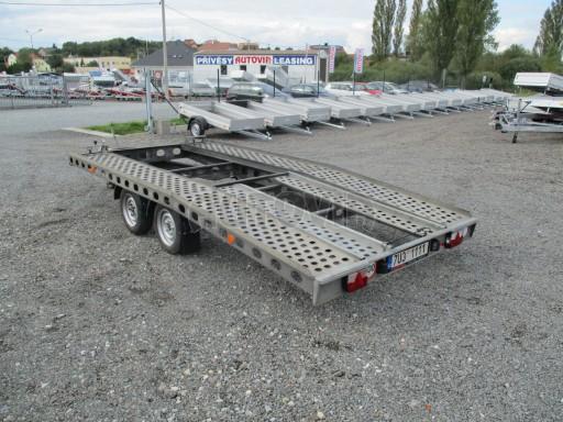 Bazarový přepravník automobilů PAV 2,6 LB 4,21x1,96 č.2
