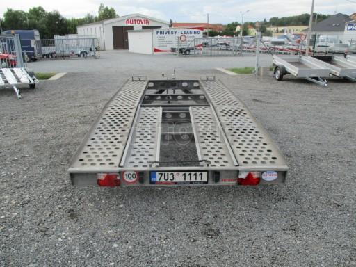 Bazarový přepravník automobilů PAV 2,6 LB 4,21x1,96 č.3