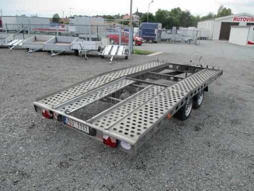 Bazarový přepravník automobilů PAV 2,6 LB 4,21x1,96 č.4