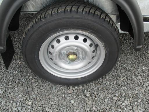 Přívěsný vozík za auto ZV 31 750kg N1 3,01x1,54/0,30 zes.náprava POČ** č.11