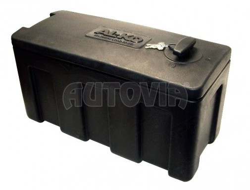 Bedna na nářadí plastová AL-KO 515mm x 220mm x 272mm č.2
