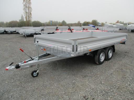 Nákladní přívěs Cargo 3,5T B2 4,17x2,15/0,35 POČ** č.1
