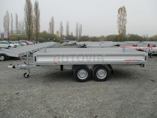 Nákladní přívěs Cargo 3,5T B2 4,17x2,15/0,35 POČ** č.3