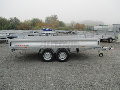 Nákladní přívěs Cargo 3,5T B2 4,17x2,15/0,35 POČ** č.7