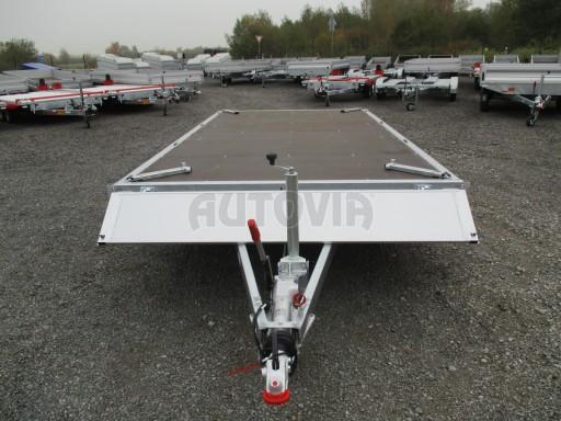 Nákladní přívěs Cargo 3,5T B2 4,17x2,15/0,35 POČ** č.9