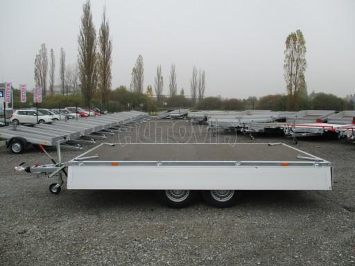 Nákladní přívěs Cargo 3,5T B2 4,17x2,15/0,35 POČ** č.10