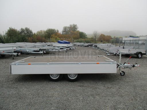 Nákladní přívěs Cargo 3,5T B2 4,17x2,15/0,35 POČ** č.12