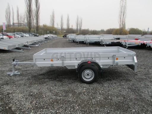 Nebrzděný přívěs - PZ LPA 750kg 3,01/1,50/0,34 č.3