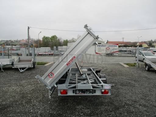 Třístranný sklápěč VER 3SKS 3,5T 3,65x1,85/0,30 el č.30