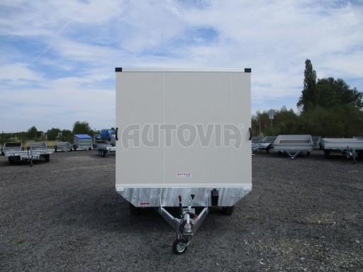Prodejní izolovaný stánek VA 1,3T 2,93x1,93/2,00 č.7