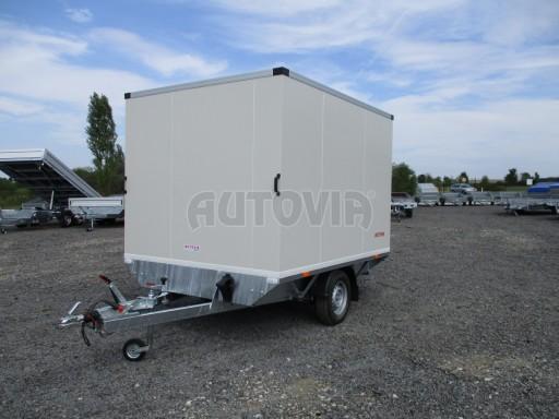 Prodejní izolovaný stánek VA 1,3T 2,93x1,93/2,00 č.8