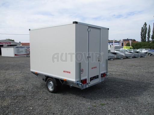 Prodejní izolovaný stánek VA 1,3T 2,93x1,93/2,00 č.10