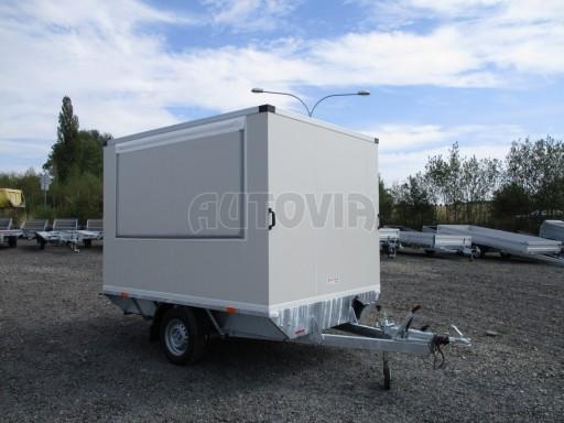 Prodejní izolovaný stánek VA 1,3T 2,93x1,93/2,00 č.14