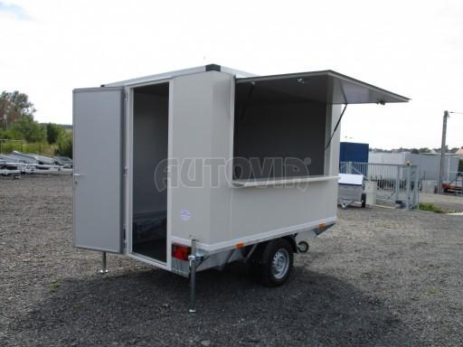 Prodejní izolovaný stánek VA 1,3T 2,93x1,93/2,00 č.15