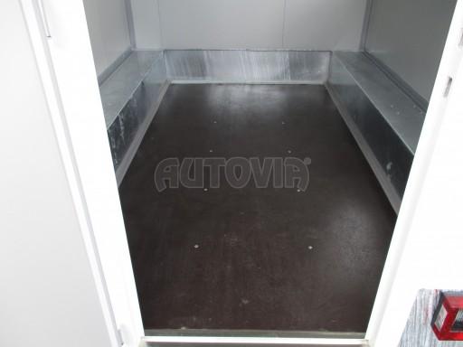 Prodejní izolovaný stánek VA 1,3T 2,93x1,93/2,00 č.16