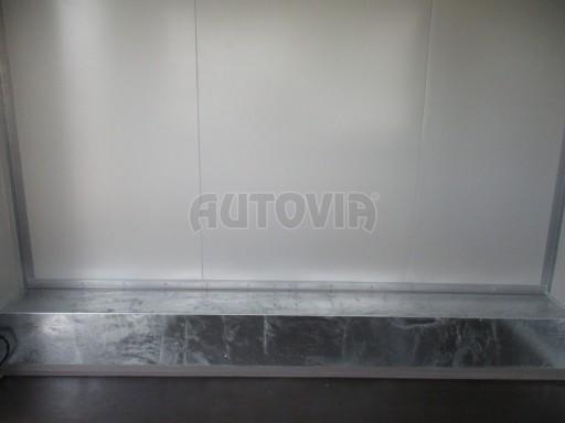 Prodejní izolovaný stánek VA 1,3T 2,93x1,93/2,00 č.17