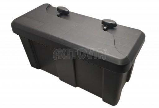 Bedna na nářadí Blackit II 550mm x 250mm x 294mm č.1