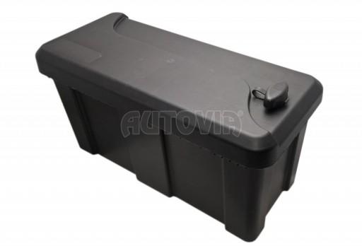 Bedna na nářadí Blackit I 550mm x 250mm x 294mm č.1
