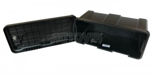Bedna na nářadí Blackit I 550mm x 250mm x 294mm č.2
