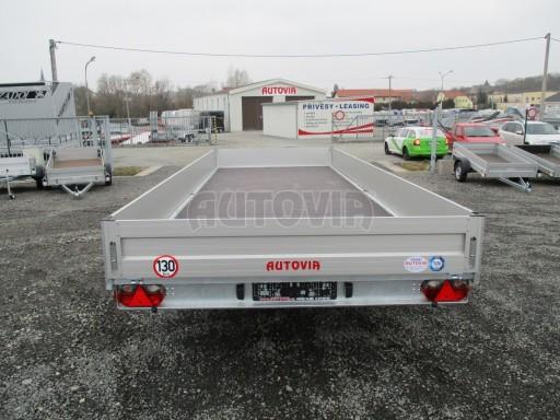 Třínápravový nákladní přívěs DN 3,5T B3 5,75x2,20/0,35*1350 č.5