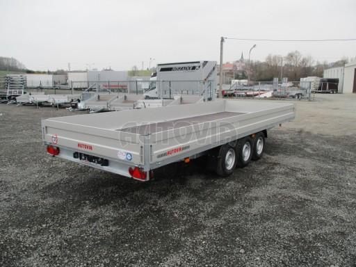 Třínápravový nákladní přívěs DN 3,5T B3 5,75x2,20/0,35*1350 č.6