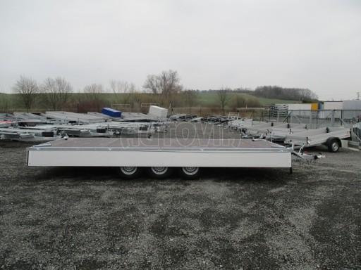 Třínápravový nákladní přívěs DN 3,5T B3 5,75x2,20/0,35*1350 č.11