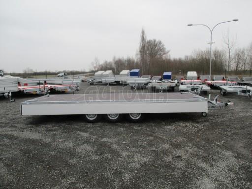 Třínápravový nákladní přívěs DN 3,5T B3 5,75x2,20/0,35*1350 č.13