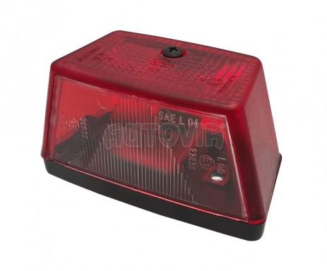 Svítilna RZ červená JOKON SK415 č.2