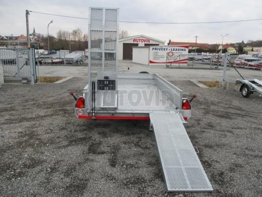 Přepravník mechanizace BT 6,5T 3,62x2,03/0,40 č.17