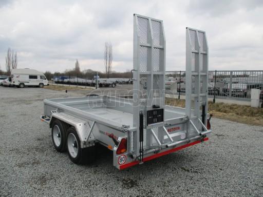 Přepravník mechanizace BT 6,5T 3,62x2,03/0,40 č.32