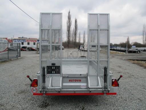 Přepravník mechanizace BT 7,5T 3,62x2,03/0,40* č.4