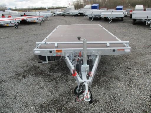 JMB 2,7T 4,20x2,10 hydraulicky sklopné plato** č.30