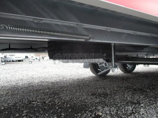 Přepravník automobilů JMB 3,5T 5,01x2,09 el. naviják č.23