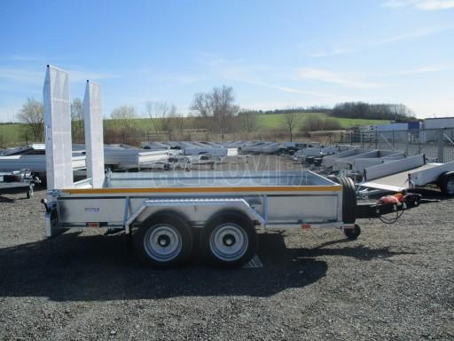 Přepravník mechanizace BT 6,5T 3,62x2,03/0,40 č.41