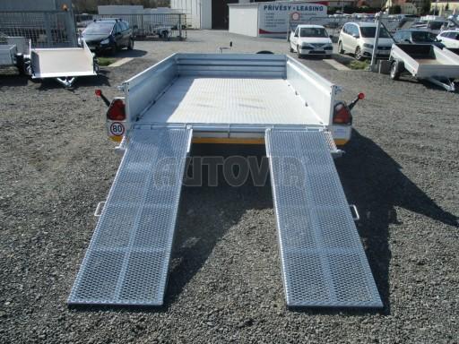 Přepravník mechanizace BT 6,5T 3,62x2,03/0,40 č.46