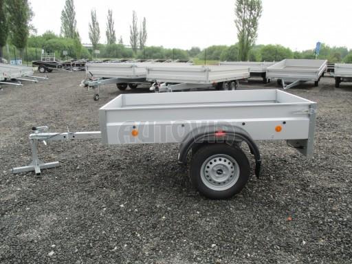 Nebrzděný přívěs - PZ LPA 750kg 2,01/1,07/0,30 ECO* č.3