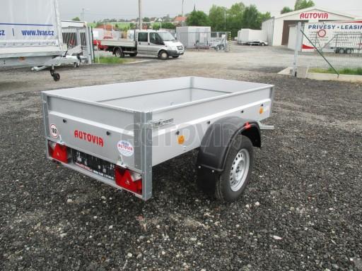 Nebrzděný přívěs - PZ LPA 750kg 2,01/1,07/0,30 ECO* č.6