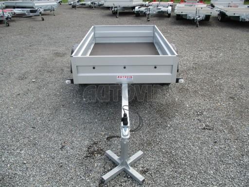 Nebrzděný přívěs - PZ LPA 750kg 2,06/1,25/0,35 č.2