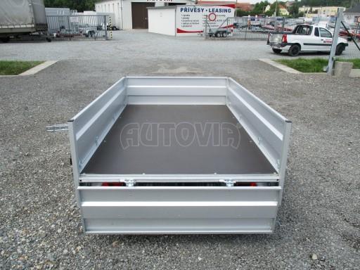 Nebrzděný přívěs - PZ LPA 750kg 2,06/1,25/0,35 č.6