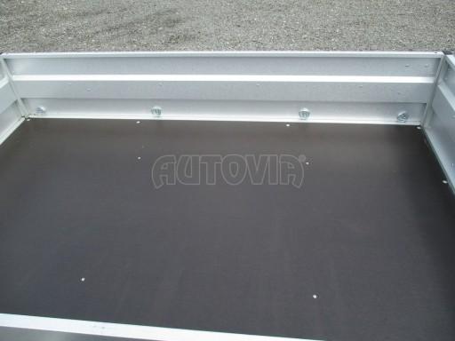 Nebrzděný přívěs - PZ LPA 750kg 2,06/1,25/0,35 č.7