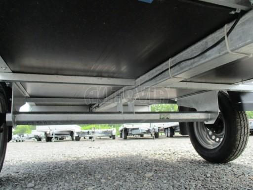 Nebrzděný přívěs - PZ LPA 750kg 2,06/1,25/0,35 č.11