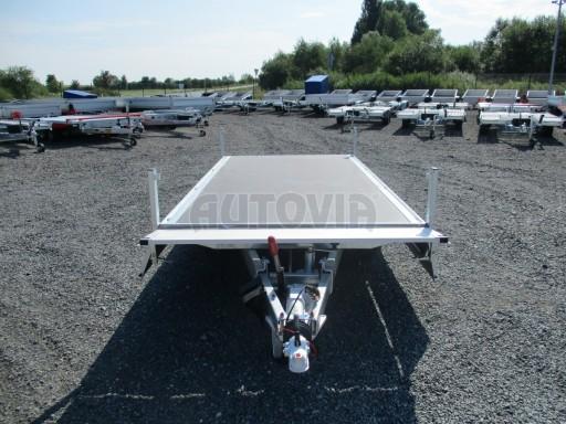 Přívěs za osobní auto ZV 33 3,5T B2 3,30x1,70/0,35**13