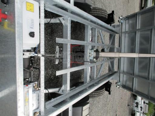 Třístranný sklápěč VER 3SKS 3,5T 3,05x1,76/0,30 el č.13
