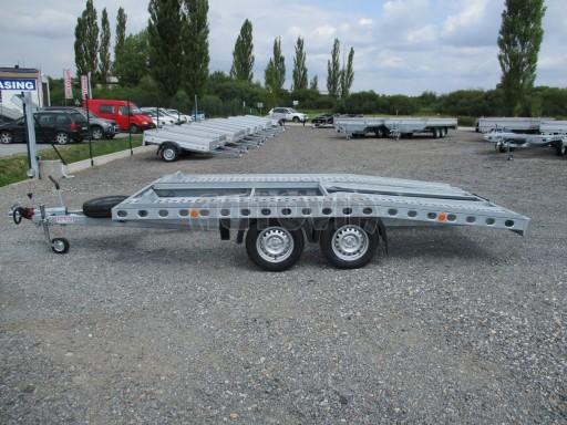 Bazarový přepravník automobilů PAV 2,0T 4,01x1,92 č.4