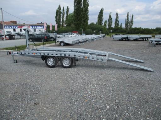 Bazarový přepravník automobilů PAV 2,0T 4,01x1,92 č.15