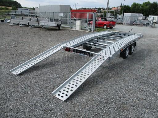 Bazarový přepravník automobilů PAV 2,0T 4,01x1,92 č.18